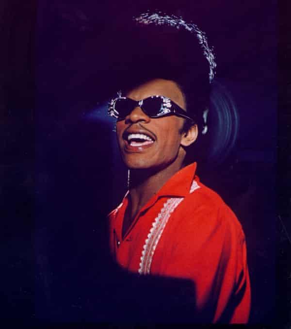Looks familiar? … Esquerita. whose flamboyant persona and piano technique inspired Little Richard.