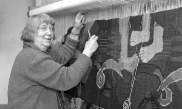 Hannah Ryggen, 1958