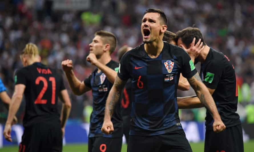 Croatia's Dejan Lovren was criticised before the match but says his performance against England showed he should be respected.