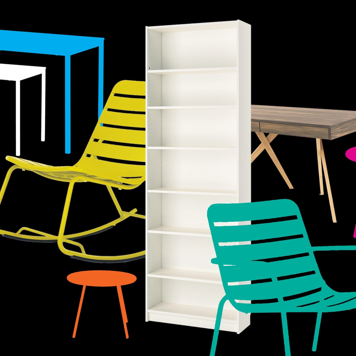 Silly Billy What The Ikea Bookcase Tells Us About The True Cost Of Fast Furniture Homes The Guardian