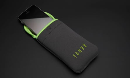 In recent years, more and more schools have begun using the Yondr pouches to keep kids off their phones during school hours.