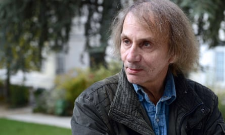 Michel Houellebecq …  he clings to a France that is 'totally imaginary'.
