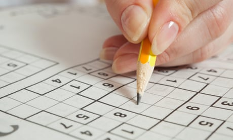 Can you solve it? Sudoku as spectator sport is unlikely lockdown hit
