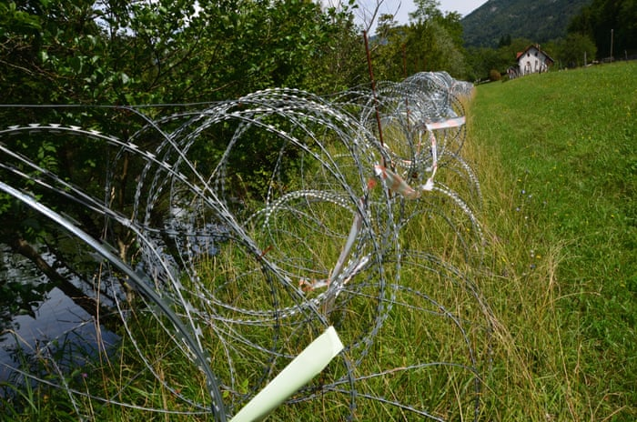 Balkan wildlife faces extinction threat from border fence to