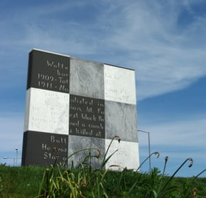 Walter Tull memorial