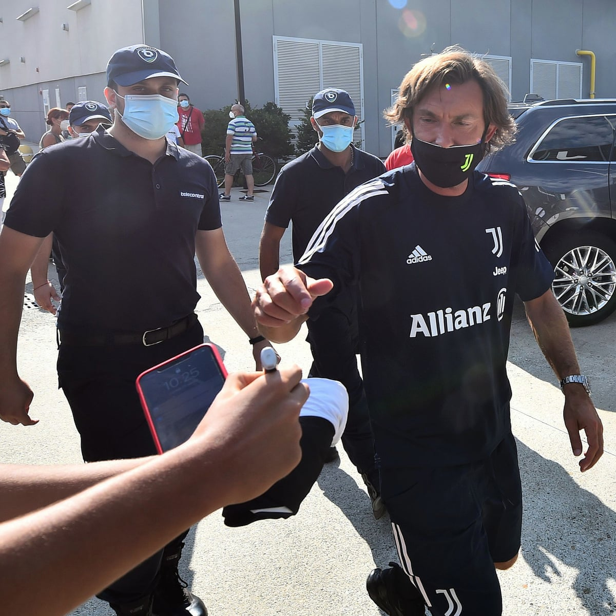 Serie A Kicks Off With All Eyes On Juve S Remarkable Andrea Pirlo Gamble Serie A The Guardian