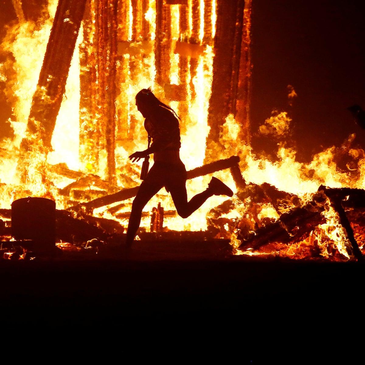 Burning Man Fire Ceremony Victim Named Burning Man Festival The Guardian