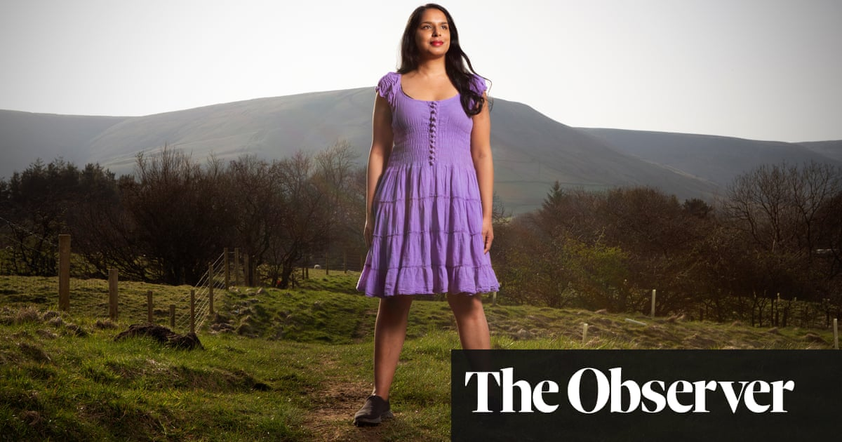 Anita Sethi: 'I wanted something joyous to come out of this horrific experience'