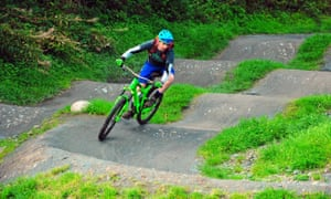 Pump Track, Castlewellan Forest Trail