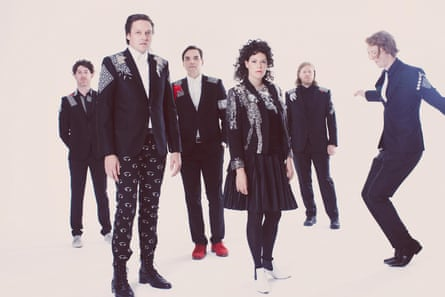 Arcade Fire: 'real empathy is delivered in style'