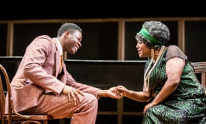 Ma Rainey's Black Bottom at the National Theatre.