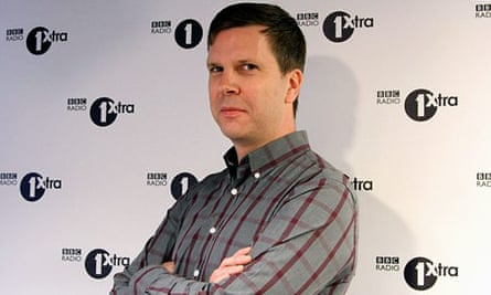 Chris Price, head of music at BBC Radio 1 and 1Xtra.