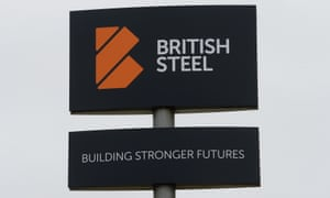 British Steel job cutsFile photo dated 01/06/16 of a British Steel sign. The company announced it is to cut 400 jobs in countries including the UK to Òsecure a sustainable futureÓ. PRESS ASSOCIATION Photo. Issue date: Friday September 14, 2018. See PA story INDUSTRY Steel. Photo credit should read: Anna Gowthorpe/PA Wire