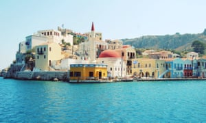 Tranquil and colourful Kastellorizo
