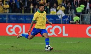 Gabriel Jesus of Brazil
