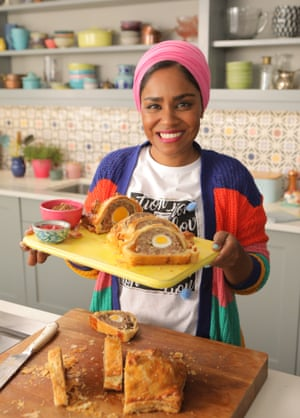 'It's time to get less pretentious' ... Nadiya Hussain on Time to Eat.