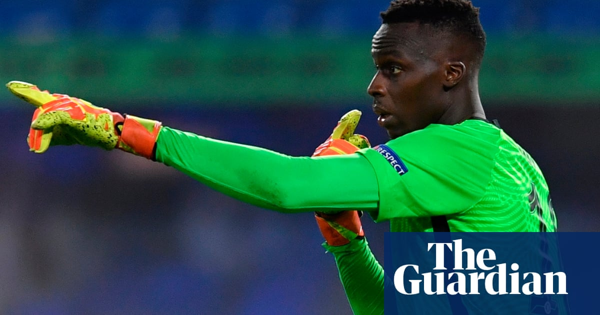 Chelseas Édouard Mendy almost quit football when on benefits without a club