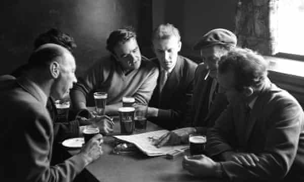 Historically, pubs have not always been welcoming spaces for women.