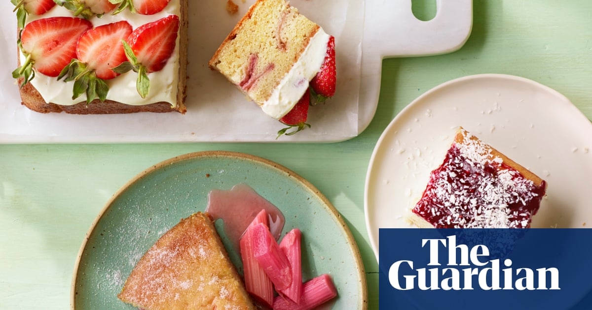 The 20 best easy cake recipes