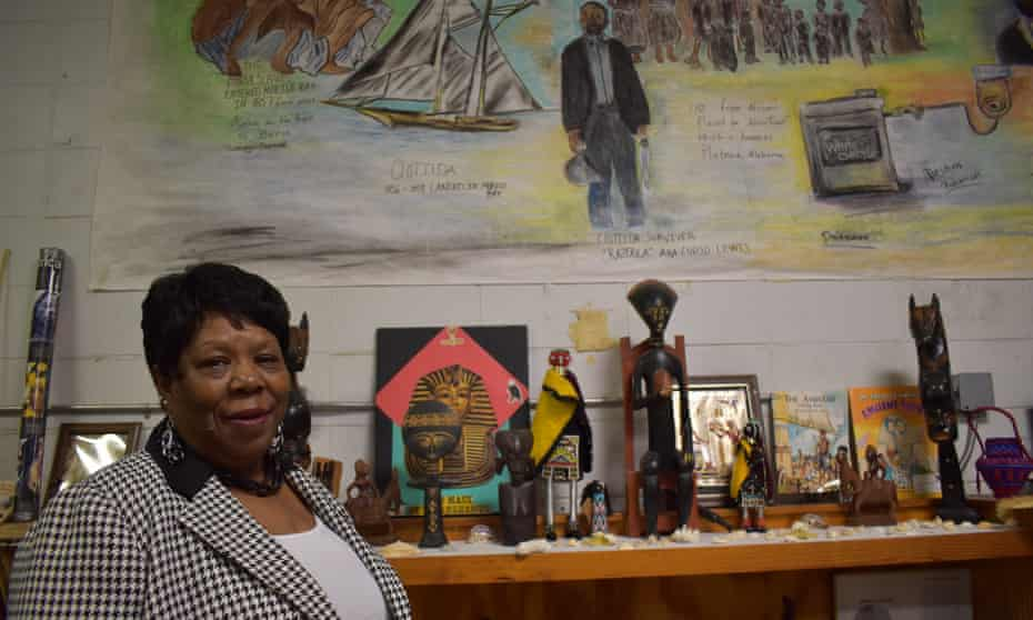 Lorna Gail Woods hopes to create a museum commemorating her ancestors' history in Africatown.