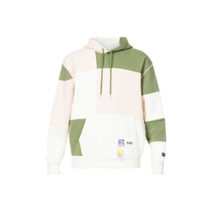 Organic contrast panel, £130, Russell Athletic at selfridges.com