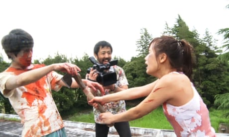 One Cut of the Dead review – zombie films get a shot in the arm