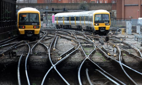 UK bank holiday travellers warned to avoid taking the train