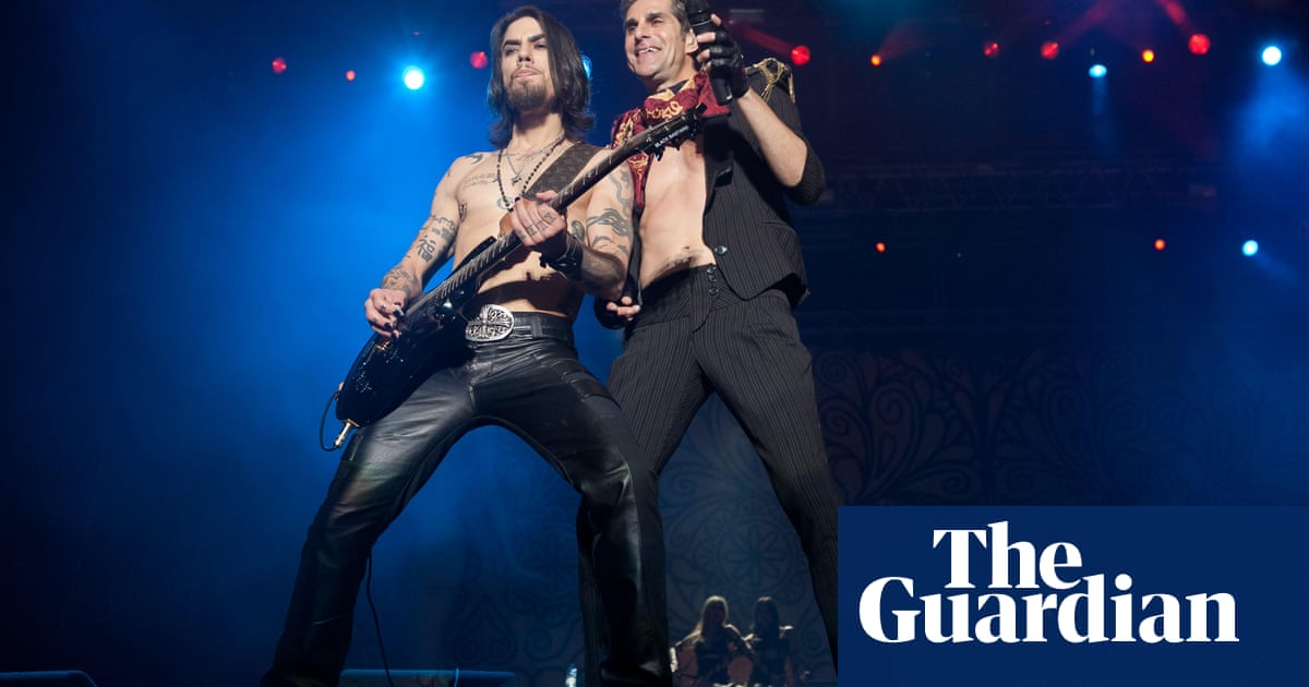 Which rock festival began as a farewell tour for Jane's Addiction? The Saturday quiz