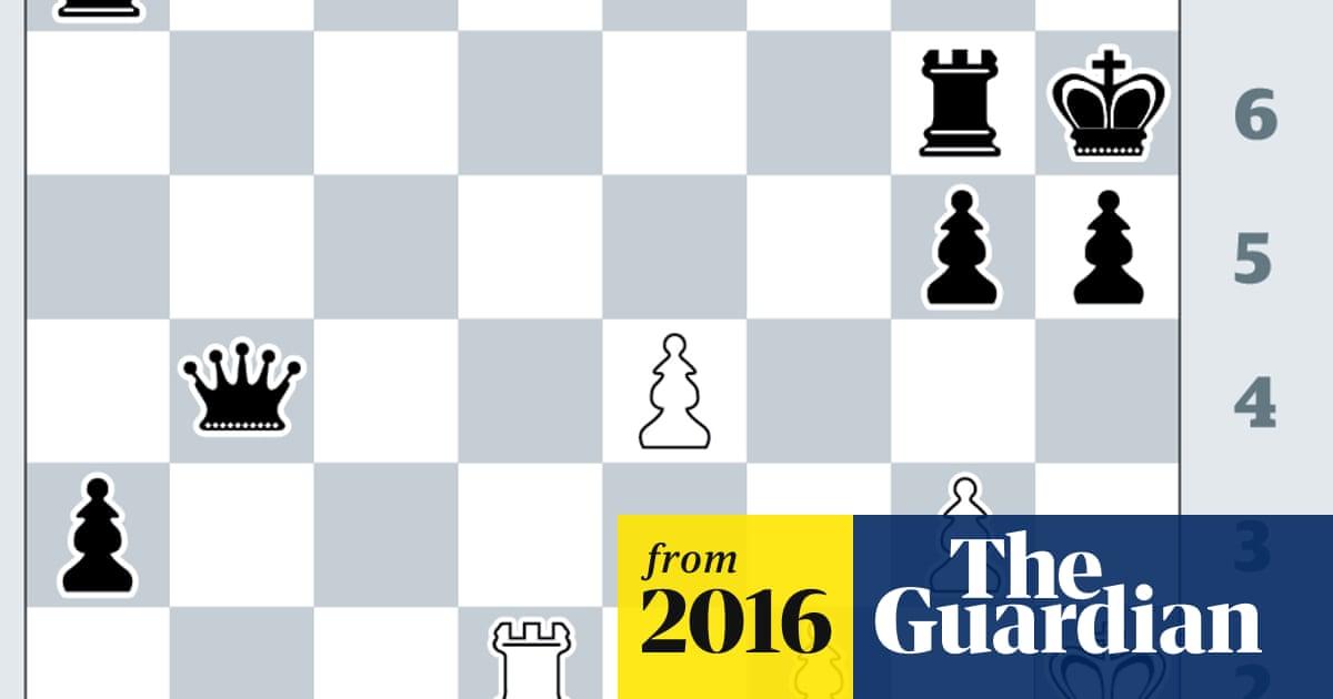 Leonard Barden on Chess | Sport | The Guardian