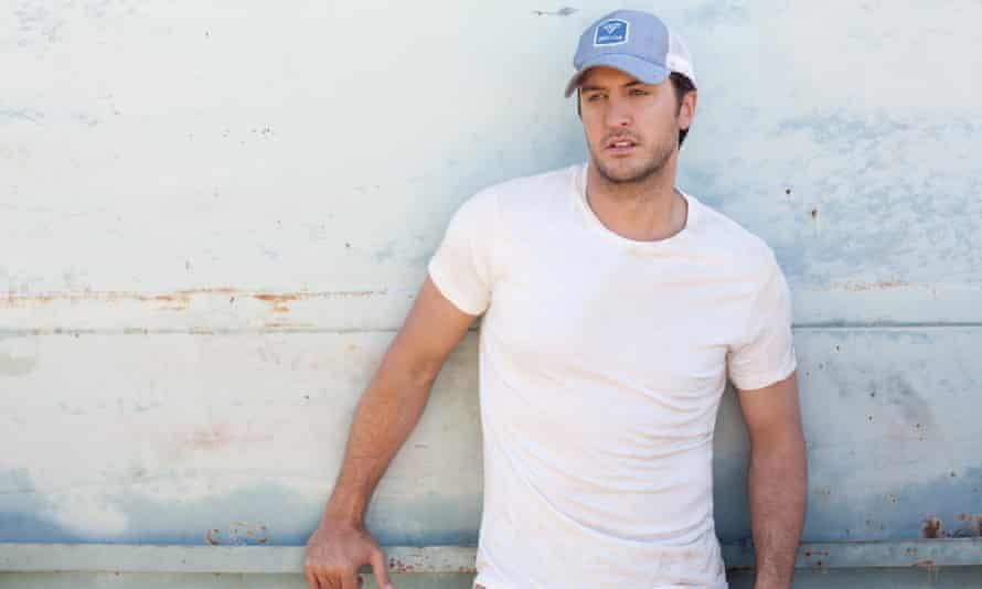 Country musician Luke Bryan