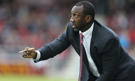 Jimmy Floyd Hasselbaink off to a flyer as Northampton scuttle Doncaster