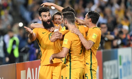 Australia qualify for World Cup with 3-1 win over Honduras – video highlights