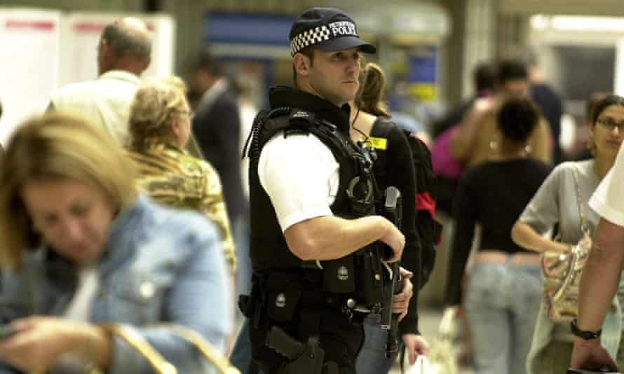 The Metropolitan police commissioner warned last week that cuts to the budget of more than 10% would the force's ability to fight terrorism.