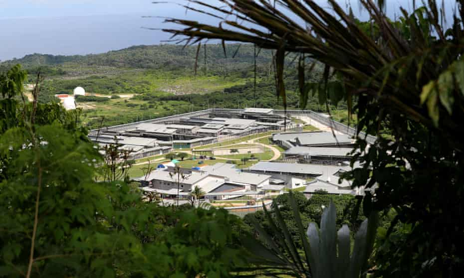 The Christmas Island immigration detention centre. A refugee who fled brutality in Sri Lanka has been detained by Australia for 11 years. He fears being returned to the isolation of Christmas Island.
