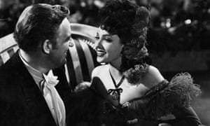 A film of Hangover Square, released in 1945, with Laird Cregar as George and Linda Darnell as Netta.