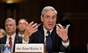 Robert Mueller, 74, was in private practice, after having served for 12 years as director of the FBI, as a US attorney, and as a marine.