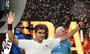 Roger Federer Saves Seven Match Points En Route To Semi With Djokovic Sport The Guardian