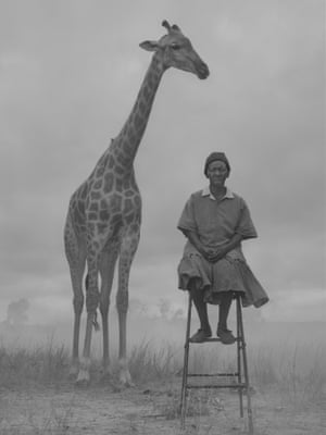 Helen and Sky, Zimbabwe, 2020