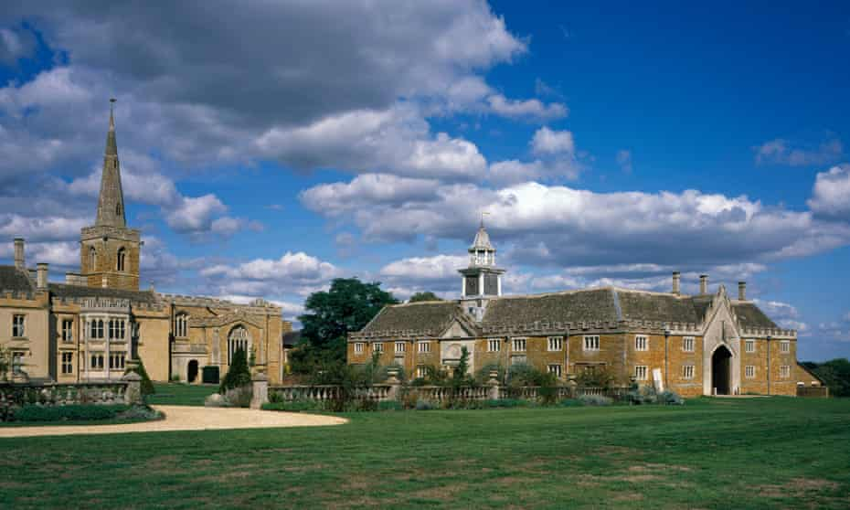 The opera house is situated in the stable block of Nevill Holt Hall, which is owned by Carphone Warehouse  co-founder David Ross.
