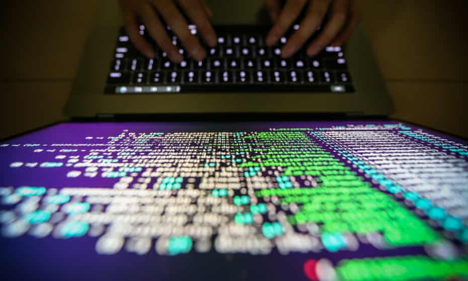 Ukraine has blamed Russia for previous cyber-attacks, including one on its power grid at the end of 2015
