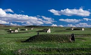 Vivos xPoint survival shelters in South Dakota.
