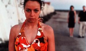 Samantha Morton in Lynne Ramsay's Morvern Callar.