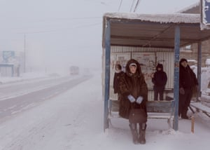 Photographs of Yakutsk during a snowy winter in eastern Siberia by photographer Alex Vasyliev.