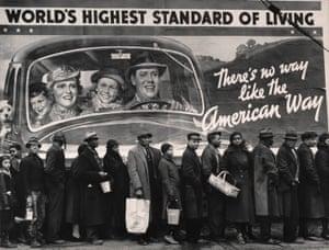 Margaret Bourke-White - World's Highest Standard of Living, 1937