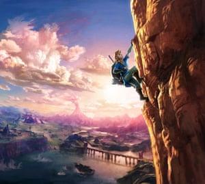 The Legend of Zelda: Breath of the Wild: 'a sweet wind of change'