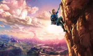 'Games might offer little in terms of tasks, but make up for it with their landscapes': The Legend of Zelda: Breath of the Wild.