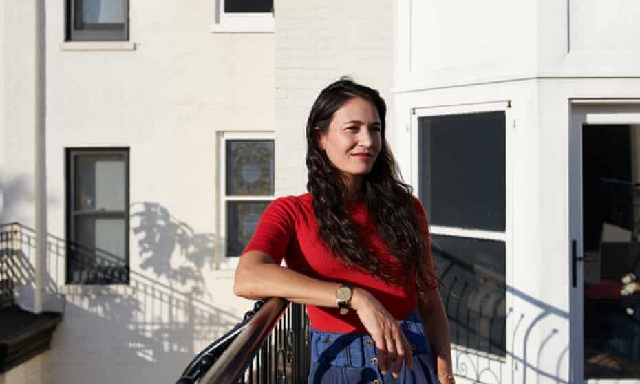 'I'm a resister': Nicole Krauss in Brooklyn, September 2020