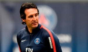 Unai Emery Set To Be Named As New Arsenal Manager Football The Guardian