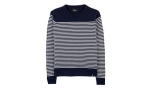 Lambswool jumper, £75 finisterre.com