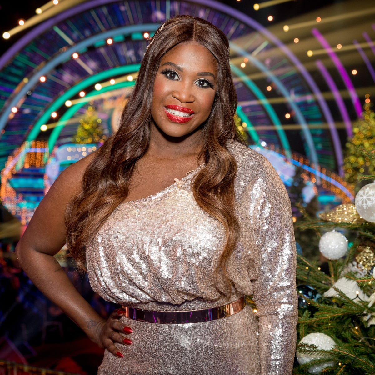 Motsi Mabuse: 'People didn't expect black people in ballgowns ...